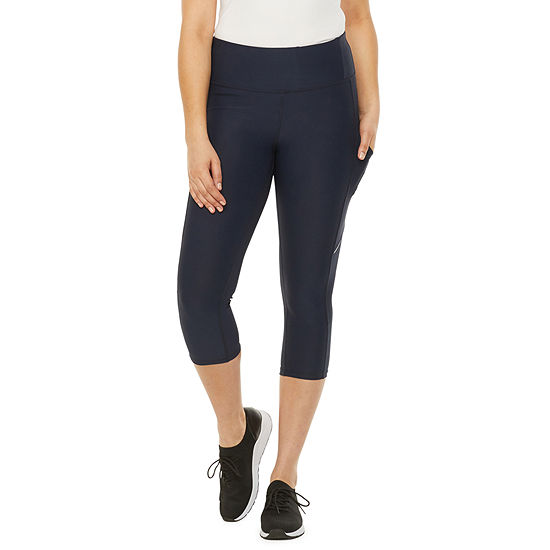Xersion Train Mid Rise Workout Capris