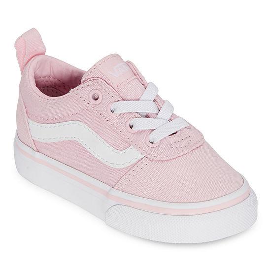 Vans Ward Slip On Toddler Girls Skate Shoes Slip-on