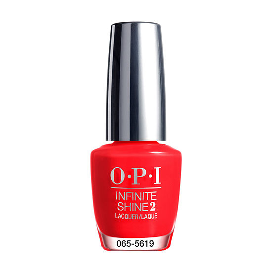 OPI  Unrepentantly Red Infinite Shine Nail Polish - .5 oz.