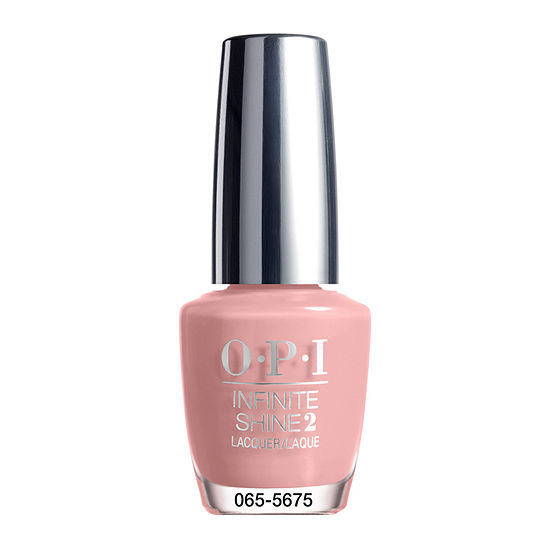 OPI Half Past Nude Infinite Shine Nail Polish - .5 oz.