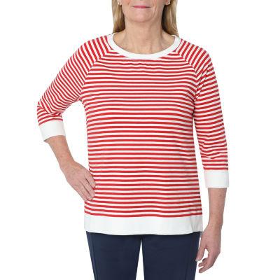 Cathy Daniels Weekend Brunch-Womens Crew Neck 3/4 Sleeve T-Shirt