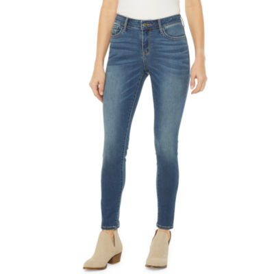 a.n.a Women's Mid Rise Slim Jegging
