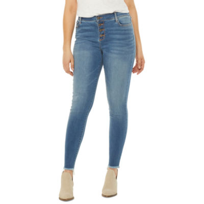 a.n.a Womens High Waisted Slim Jegging