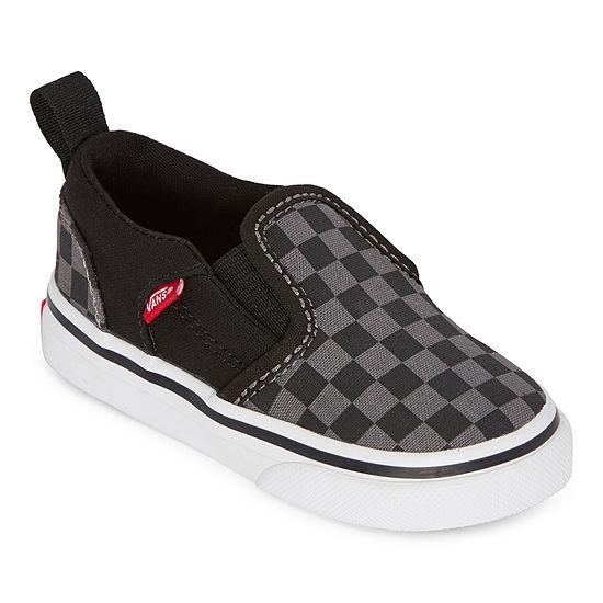 Vans Asher V Toddler Boys Skate Shoes