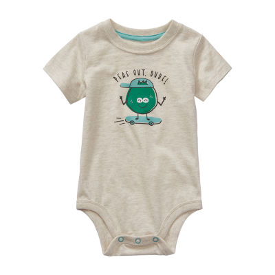 Okie Dokie Baby Boys Bodysuit