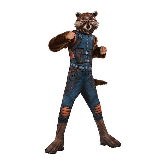 Guardians of the Galaxy Vol. 2 - Rocket Deluxe Children's Costume