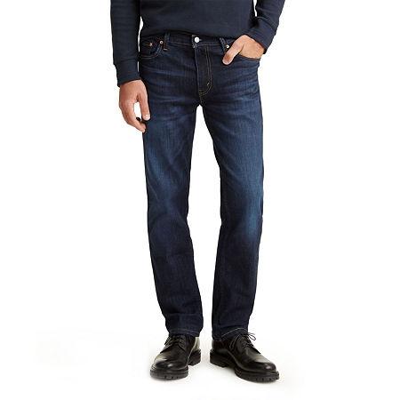 Levi's Mens 511 Slim Fit Jean, 40 32, Blue