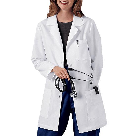 """Cherokee® 346 Womens 32"""" Lab Coat"""