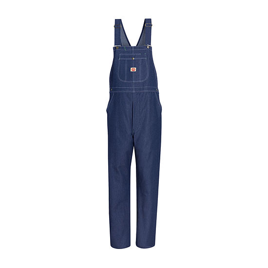 Red Kap® Denim Bib Coveralls–Big & Tall