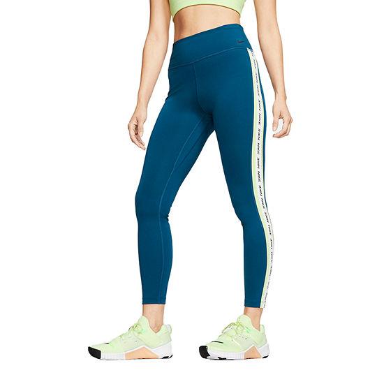 Nike Womens Mid Rise 7/8 Ankle Leggings