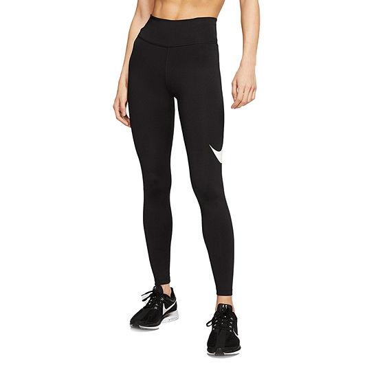 Nike Womens High Rise Full Length Leggings