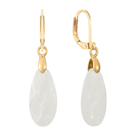 a.n.a Inspirational Jewelry Semi Precious Drop Earrings