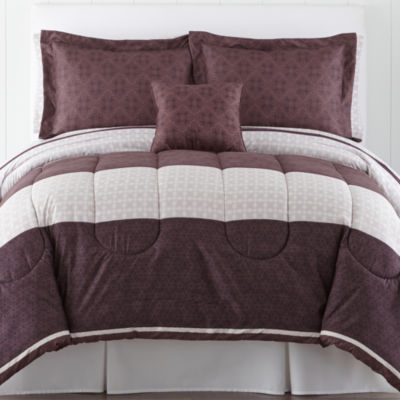 Home Expressions™ Hadley Complete Bedding Set with Sheets
