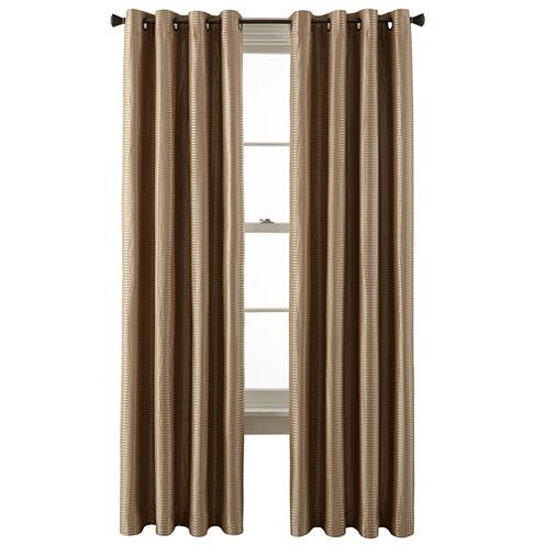 Studio™ Beck Grommet-Top Blackout Curtain Panel