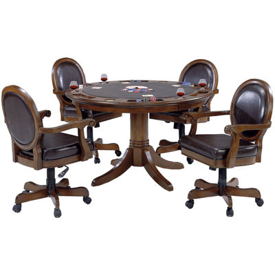 Jennings 5-pc. Game Table Set