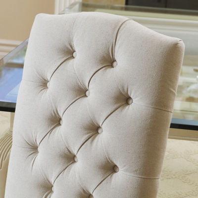 Bilson Set of 2 Tufted Dining Chairs