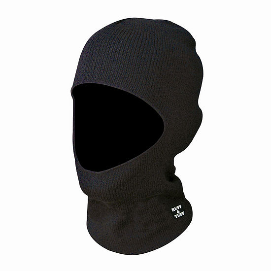 QuietWear® Ruff and Tuff Knit Balaclava Mask