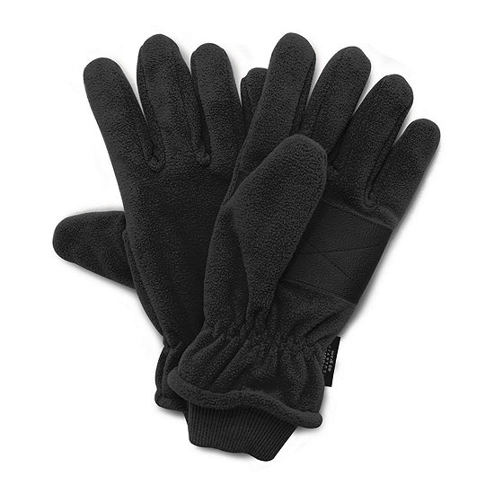 QuietWear® Waterproof Fleece Cuff Gloves