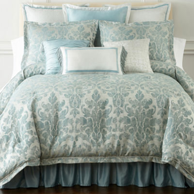 Royal Velvet® Venezia 4-pc. Comforter Set