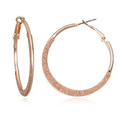 Mixit 41.3mm Hoop Earrings