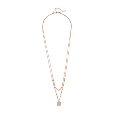 Mixit 30 Inch Chain Necklace