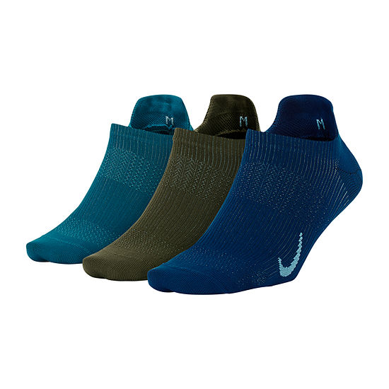 Nike Ltwt 3 Pair No Show Socks - Womens