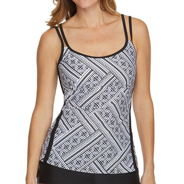 a905209b9e Splashletics Pattern Tankini Swimsuit Top or Swimsuit Bottom - JCPenney