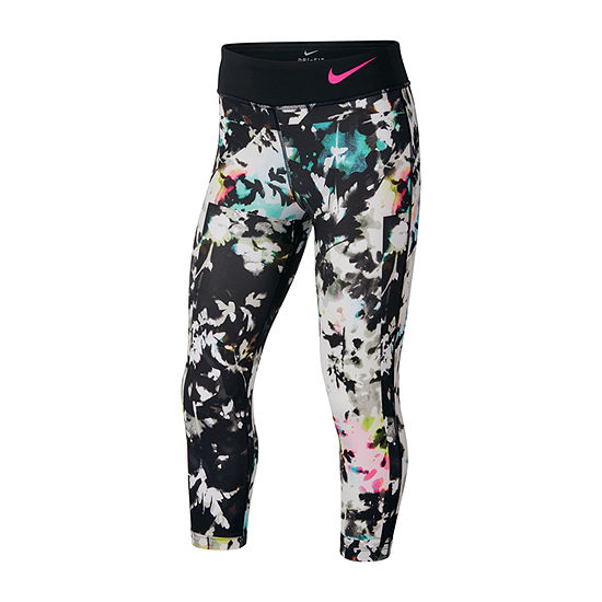 Nike Capri Leggings Big Kid Girls