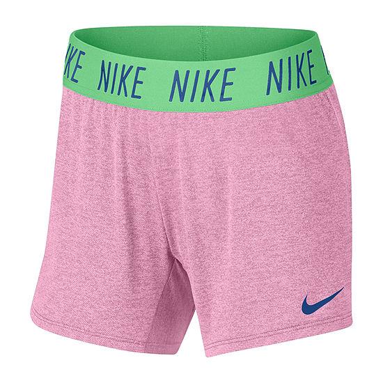 Nike Big Girls Pull-On Short