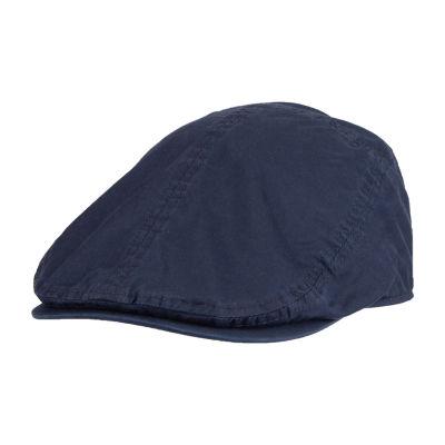 Dockers® Garment Wash Flat Top Ivy Cap