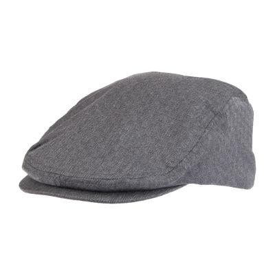 Levi's® Herringbone Checker Flat Top Ivy Cap