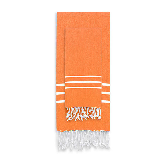 Linum Home Textiles Alara  Turkish Pestemal Towel