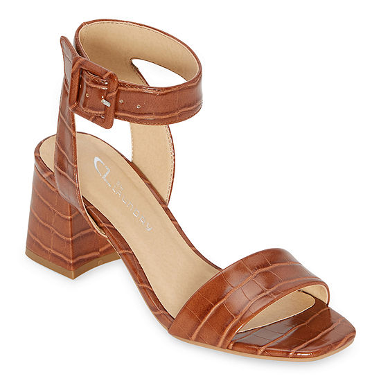 CL by Laundry Womens Belong Heeled Sandals