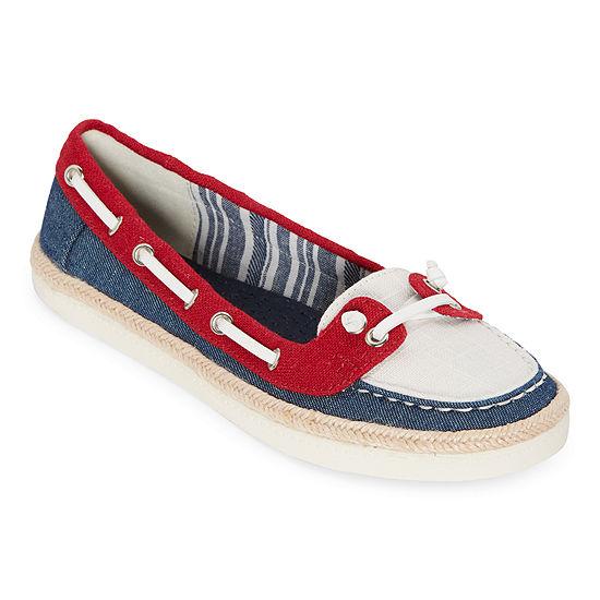 St. John's Bay Womens Payne Slip-On Shoe