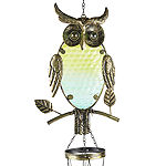 Outdoor Oasis Owl Wind Chime
