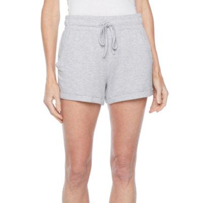 Jaclyn Womens Knit Pajama Shorts