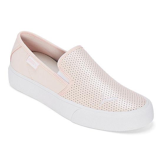 Puma Bari Slip Metallic Womens Sneakers