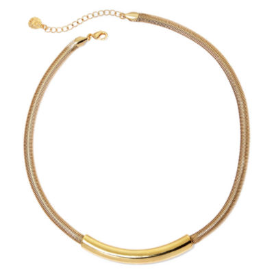 Monet® Gold-Tone Torque Necklace