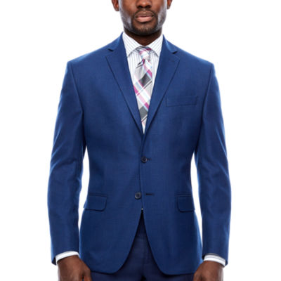 Collection by Michael Strahan  Classic Fit Dots Sport Coat