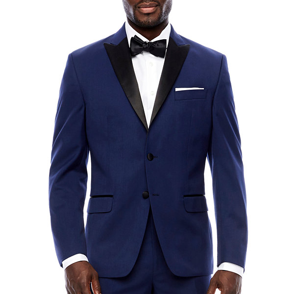 Collection by Michael Strahan Satin Peak Tuxedo Jacket