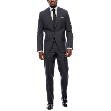 jcpenney.com | Collection by Michael Strahan Charcoal Plaid Suit Separates- Classic Fit