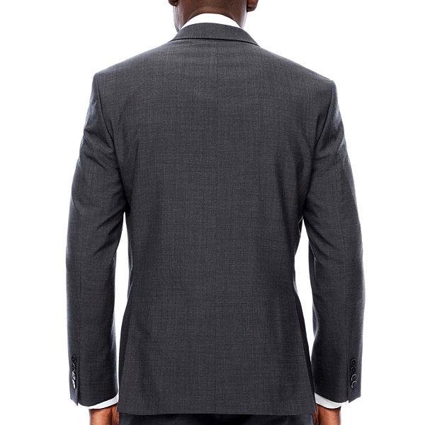 Collection by Michael Strahan  Pin Dot Classic Fit Suit Jacket
