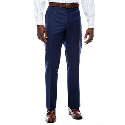 Collection by Michael Strahan  Plaid Slim Fit Suit Pants - Slim