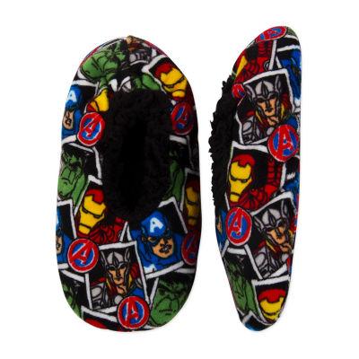 Avengers Slip-On Slippers
