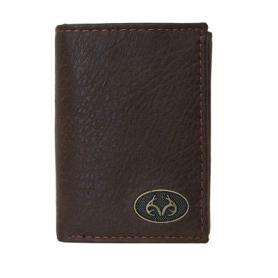Realtree® Tri-Fold Wallet with Antler Rivet