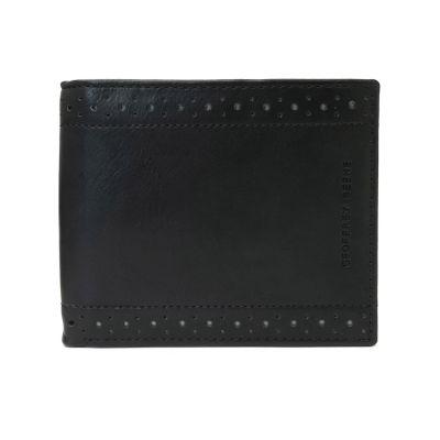 Geoffrey Beene® Perforated Edge Bi-Fold Wallet