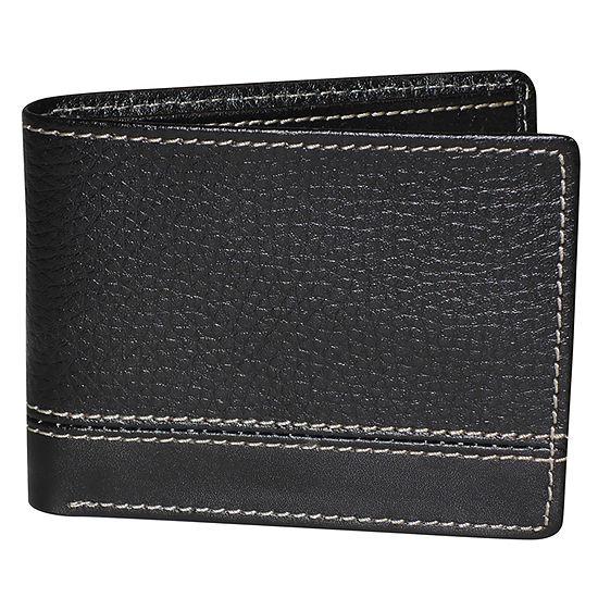 Buxton Monroe Slim Front Pocket Wallet