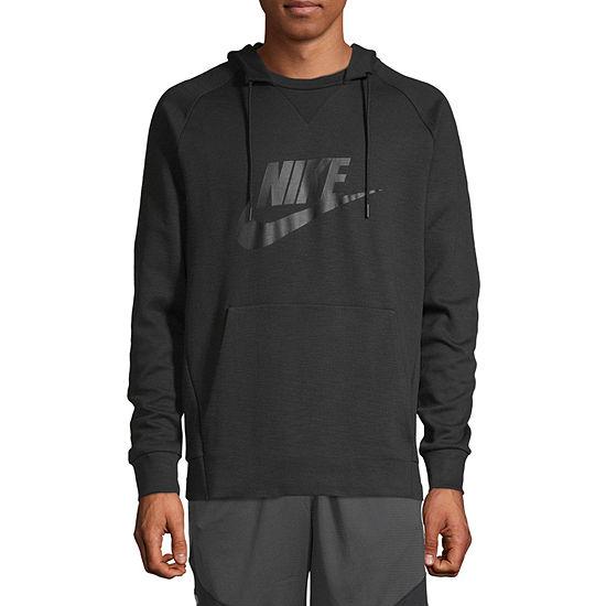 Nike Mens Graphic Fleece Hoodie