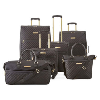 jcpenney.com | LIZ CLAIBORNE QUILTED LUGGAGE