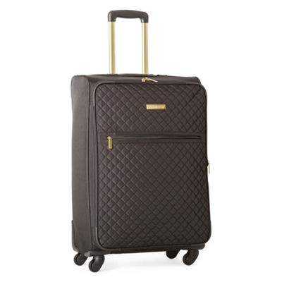 "Liz Claiborne Quilted 26"" Spinner Luggage"